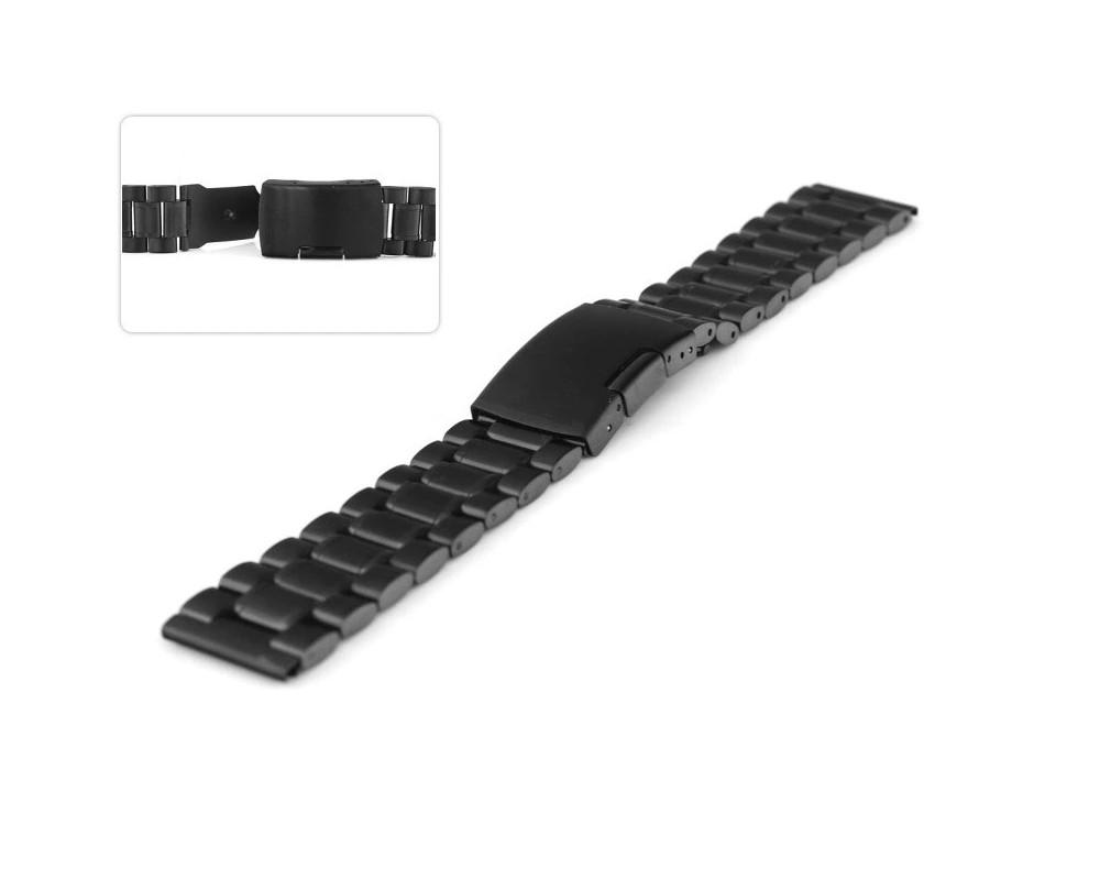 Stalowa bransoleta do zegarka 18-24 mm  TZ-BRAN.01