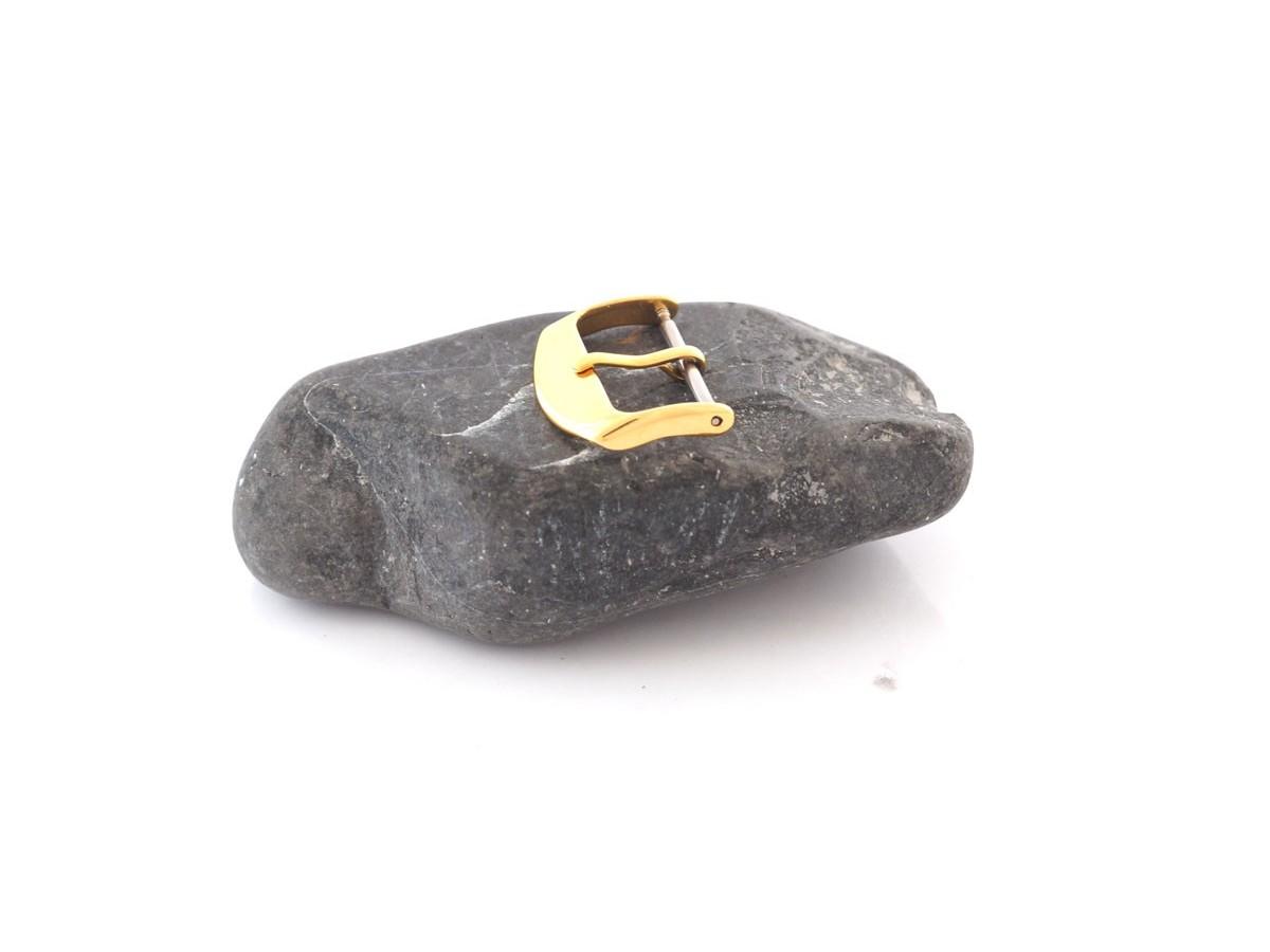 Zapięcie paska  sprzączka klamerka 16-22 Mm Srebrna - czarna - złota klamerka