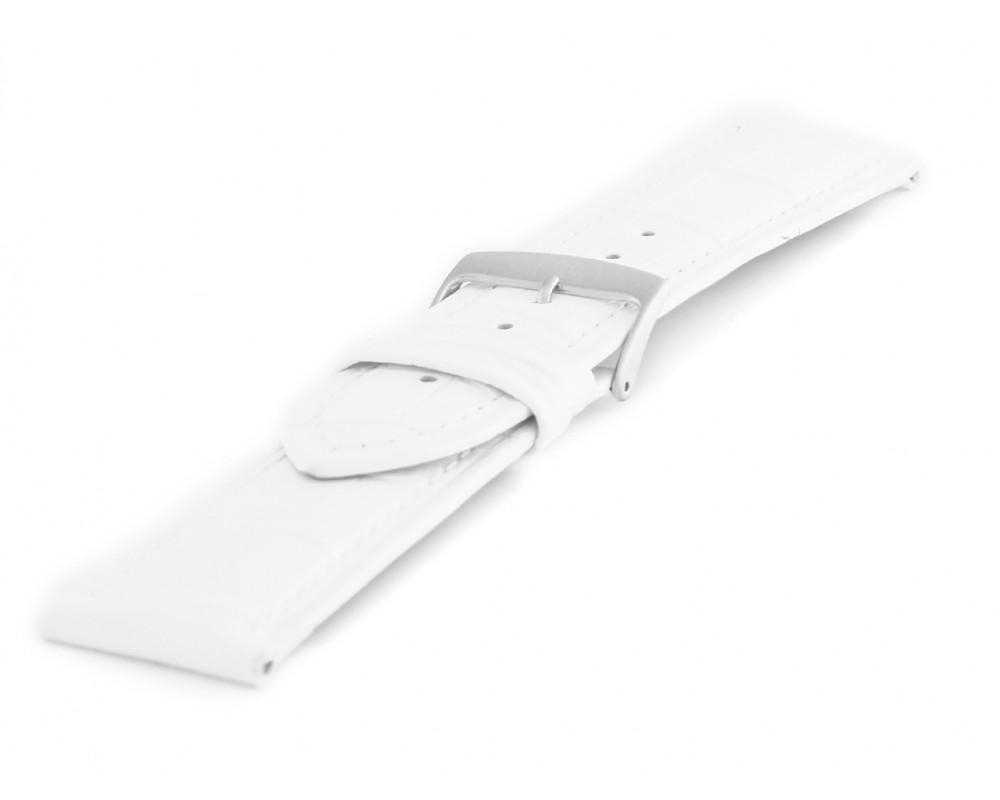 Pasek skórzany do zegarka aligator klasyczny 12-36mm HORIDO 189.09