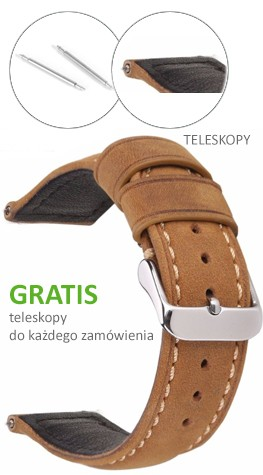 Teleskopy do zegarka PIN